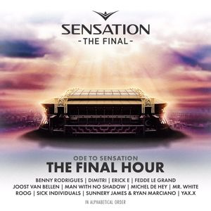 Sunnery James & Ryan Marciano - Live @ Sensation 'The Final' Amsterdam (Netherlands) 2017.07.08.