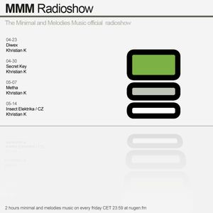 MMM Radioshow 02 part 2. mixed by Secret Key