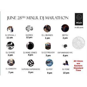 DJ Ed Funk @ DJ Marathon (June 28th, 6pm set)