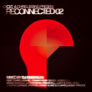 "DJ Emerson  Present ""RECONNECTED 02″"