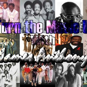 Turn the Music Up 3 hour show with James Anthony