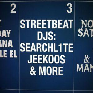 Searchl1te - Live on WNUR 89.3 Fm 6/2012