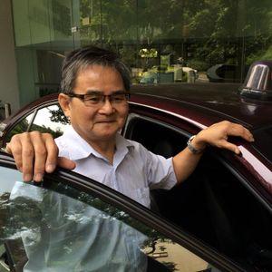 Ken the Singaporean Taxi Driver