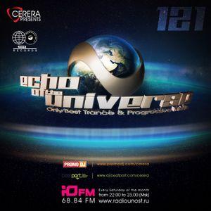CERERA pres. Echo of The Universe 121