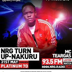 NRG TURN UP-NAKURU-PLATINUM 7D[live audio]