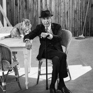 ...Leonard Cohen...
