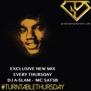 #TurntableThursday (June2522015) - MJ Tribute