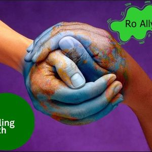 Ro Ally - Heal My World with My Music