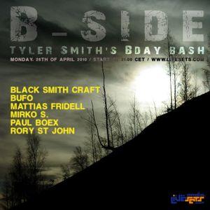 Black Smith Craft @ Bside show (26-04-2010)