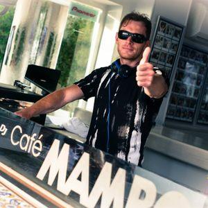IBIZA DAZE 48 - CAFE MAMBO BEFORE SUNSET WITH DANNY O