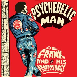 "LMN-003 DE FRANK and his Professionals ""Psychedelic Man"" - LP"
