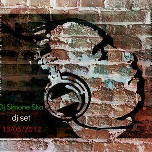 Dj Simone Ska-dj set 13/06/2012