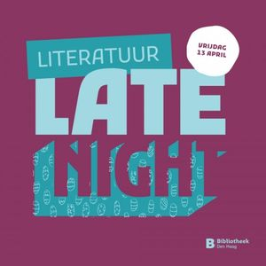 Tim Krabbé - Literatuur Late Night
