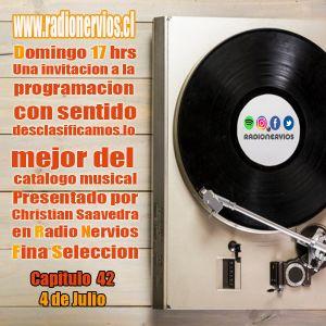 PROGRAMA 042 - FINA SELECCION 4 DE JULIO 2021 (RADIO NERVIOS)