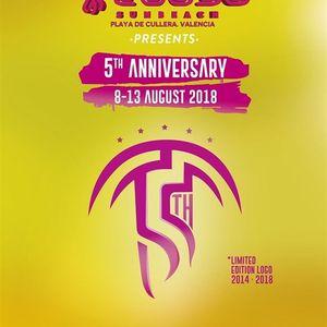 Joris Voorn - Live @ Medusa Sunbeach 2018 (Cullera, Spain) - 12-Aug-2018