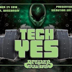 LIVE at TechYes November 24th 2018