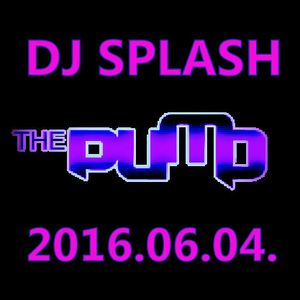 Dj Splash (Lynx Sharp) - Pump WEEKEND 2016.06.04 - NU DISCO edition