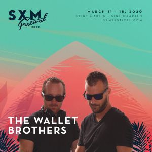 Episode #173 recorded live from Sxm Festival 2020 with L'amour à la plage, Day 4 at Roxxy Beach