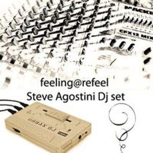 Steve Agostini@Refeel - 16.12.10 (Pt. 1)
