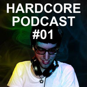 DJ Xperia - Hardcore Podcast 2012 #01