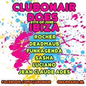 Club on Air nr. 163 with special Guest Deadmau5