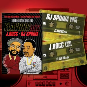 DJ SPINNA's WestCoast Flavors Mix