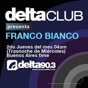 Delta Club presenta Franco Bianco (9/2/2012)