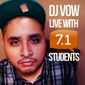 Live with 7.1 Students