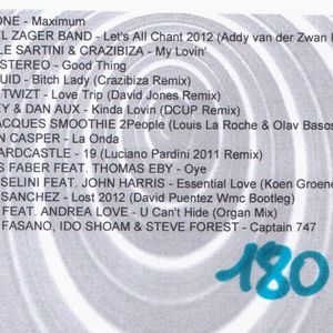 ALEXDJFROMITALY - NG180 house 2012