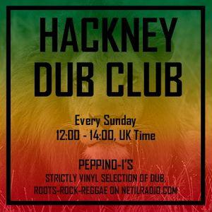 Hackney Dub Club w/ Peppino-I - 22nd September 2019