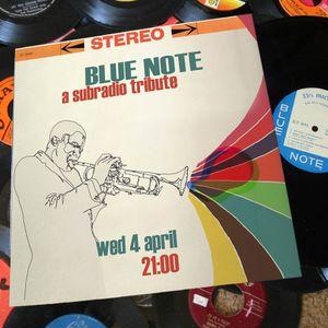 subradio // Blue Note