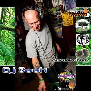 Dj Seek Live on Tribal Tech Git-Down (Mar 23 2011)