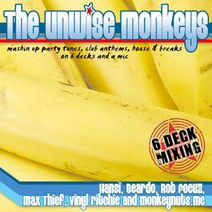 Unwise Monkeys - Mix CD Volume 1