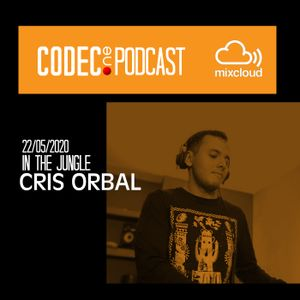 """Codec One Podcast Guest Mix Cris Orbal """"In the Jungle Session"""""""