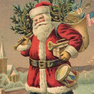 197: Santa Claus - A Hero For Everyone!