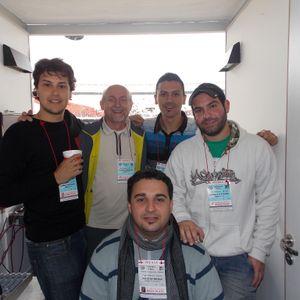FUTBOL AL ROJO VIVO con Franco Di Perna programa 12-09-2016