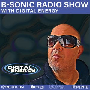B-SONIC RADIO SHOW #369 by TranceLive with Digital Energy