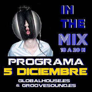TOMMY LOA IN THE MIX 5 DICIEMBRE 2012 Tech-house
