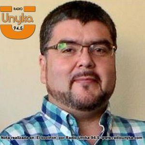 Nota del Concejal Fabian Brest en Radio Unyka San Isidro - 22 de marzo 2015 -radiounyka.com