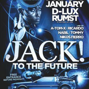 JACK!  21/11/2009 A-TOM-X VS KIMME 3.30 - 5.00