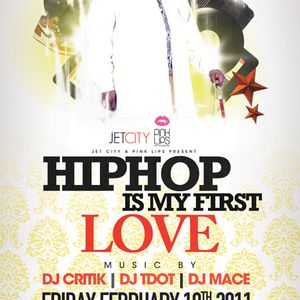 Hip Hop Is Dj Tdot's First Love Part 1