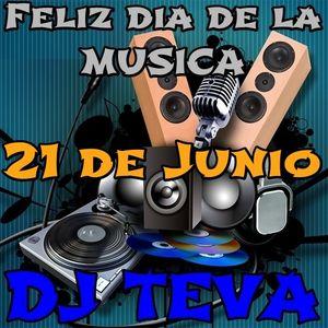 DJ TEVA in sessio Junio 2017 (Remember años 2000)