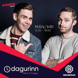 Dagurinn - 16.04.19