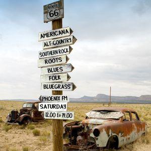Route 66 - Show 104 on Phoenix FM