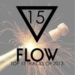 Franky Rizardo - FLOW #15  Top 15 Tracks Of 2013 (21-12-2013)