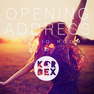 Opening Address