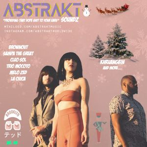 ABSTRAKT SOUNDZ //|\ VOL 46| Powered by Nippon Groove & Happy End Records | 2018