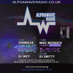 Smitty AlphaWaveRadio ( Liquid Vibes) (06.02.2021)