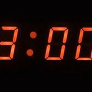 3:00 AM by de Melero