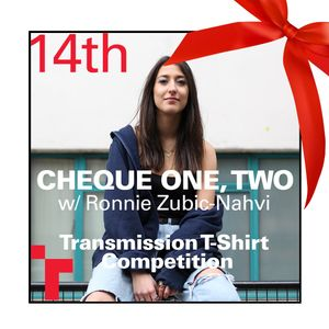 Cheque One, Two with Ronnie Zubic-Nahvi - 14 December 2018